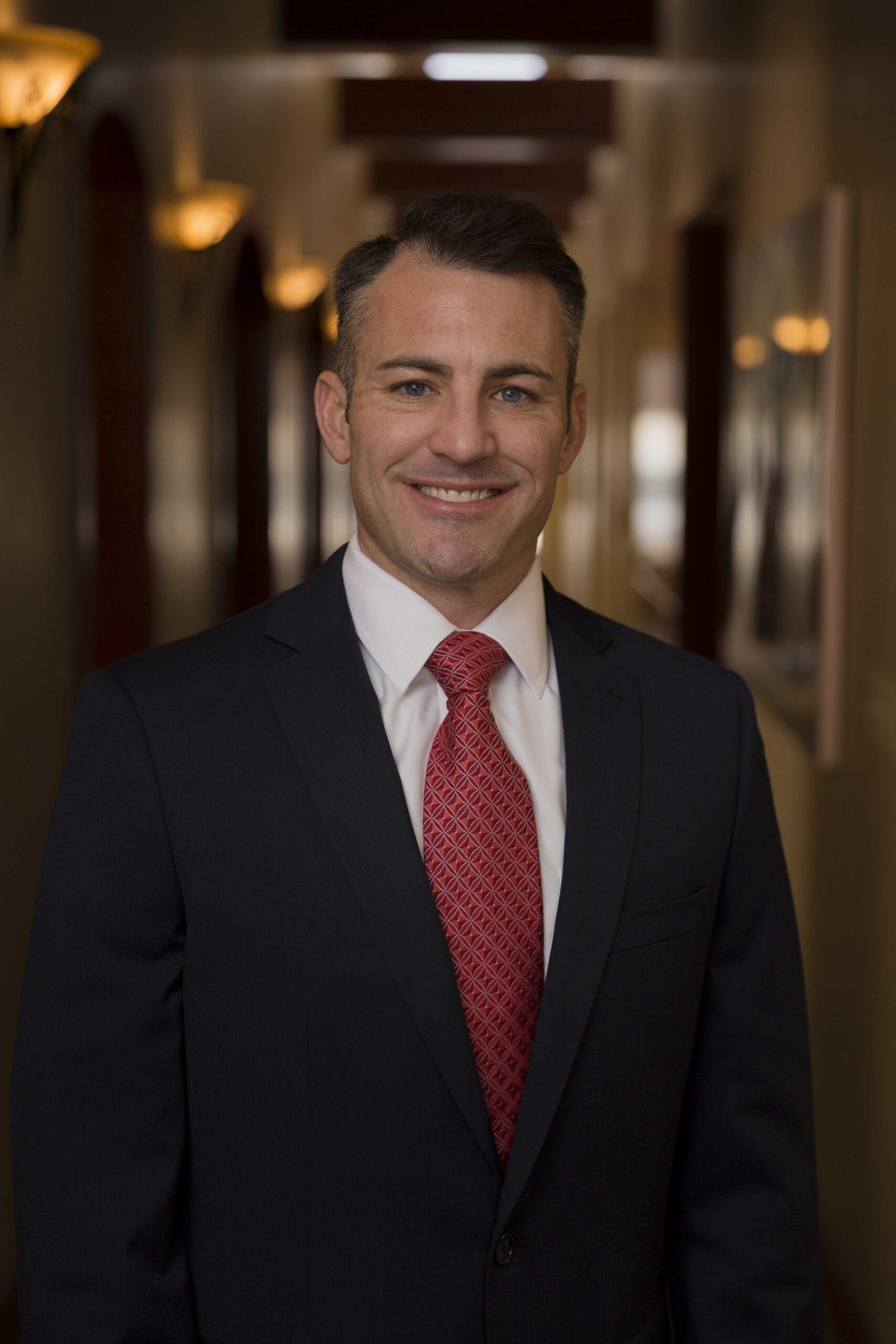 Dr. Ryan D. Hyde